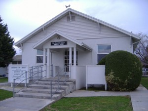 Picture of the Lathrop Church of Christ